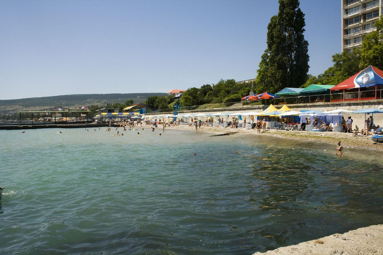 Пляж Ай-Петри - Феодосия.