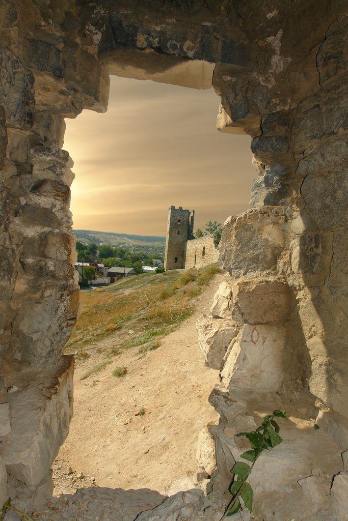 Генузская крепость - фото Багрий Александр Борисовича