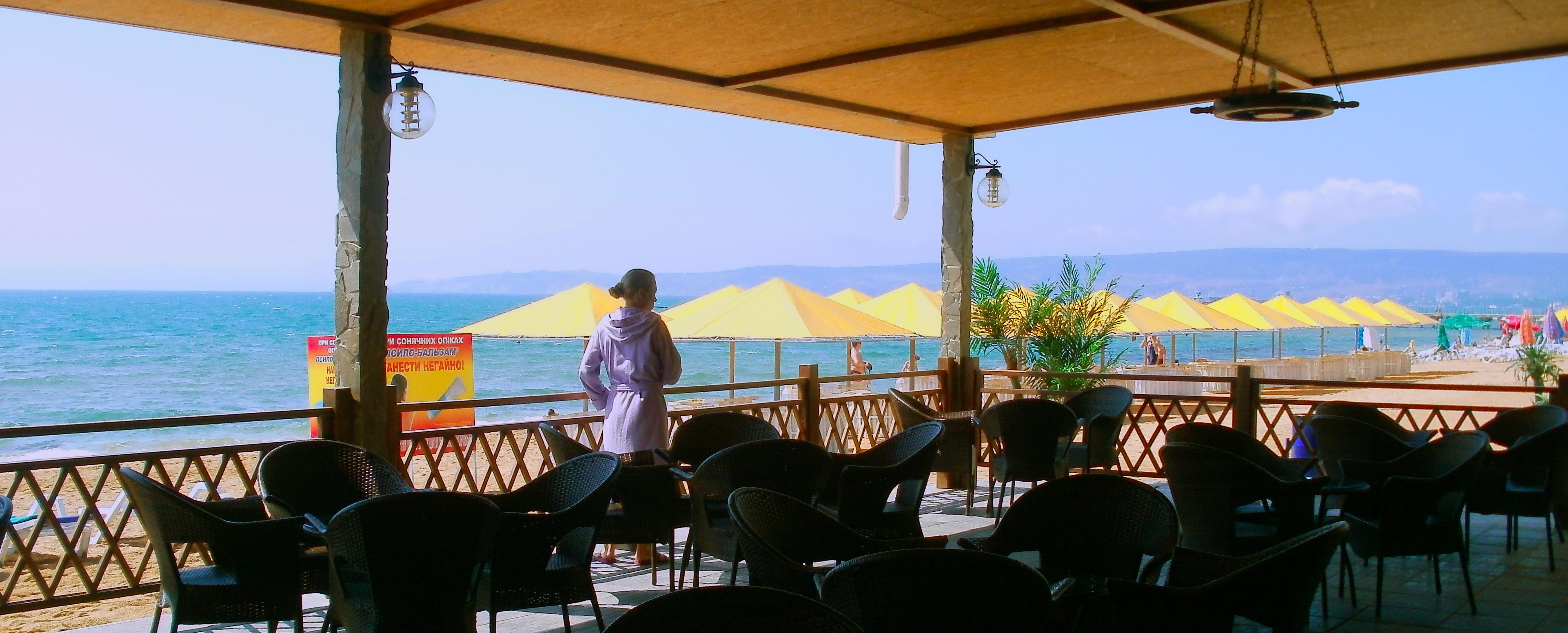Ресторан Парус Феодосия Золотой Пляж